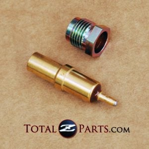 Datsun 240z 260z 280z(x) Thermostat Coolant Temperature Sensor Sender w/Nut *NOS*