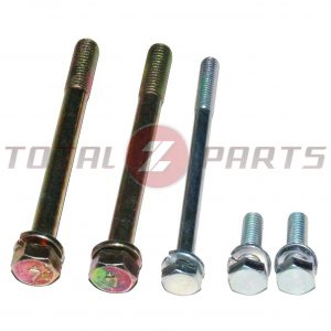Datsun 240Z 260Z 280Z 510 620 720 Water Pump Bolts Set *NOS*
