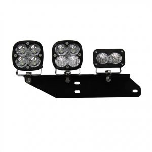Baja Designs® 17-20 F150 Raptor LED Fog Pocket Kit Unlimited
