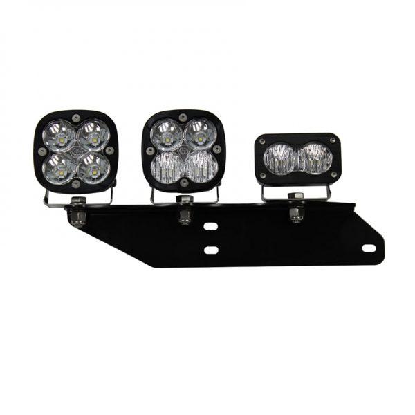 Baja Designs® 17-20 F150 Raptor LED Fog Pocket Kit Unlimited