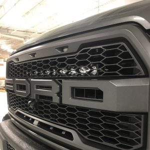 Baja Designs® S8™ 30-inch Grille LED Light Bar Kit 17+ Ford Raptor