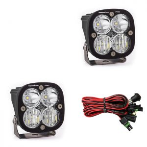 """Baja Designs® Squadron Pro™ Pair LED 3"""" Lights Driving Combo"""