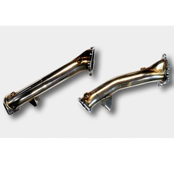 HKS Extension Downpipes Kit, 14018-AN004, for 2008+ Nissan GT-R
