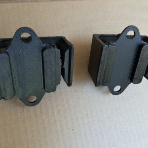 Datsun 240Z 260Z 280Z 280ZX Engine Motor Mounts Pair, 1970-1983 *NEW*