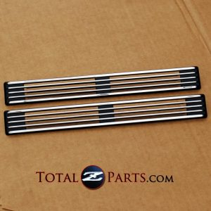 Datsun 240z Series 1 Rear Hatch/Deck Lid Grille Vent Set *NOS*