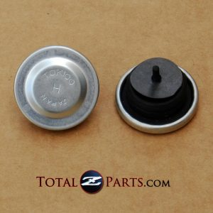 Datsun 240z, Series 1, Master Brake Cylinder Caps, Tokico *NOS*