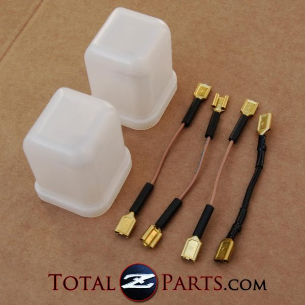 Datsun 280z Fusible Link Wires & Covers/Caps, 1977-78 *NEW, OEM*