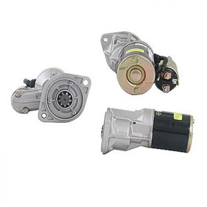 Datsun 280Z 280ZX Remanufactured Bosch Starter Ignition Motor, 1977-1983