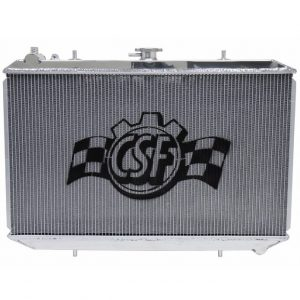 CSF Performance Aluminum 2-Row Radiator for '90-97 Nissan 300ZX 3.0L V6 (NON-TURBO)