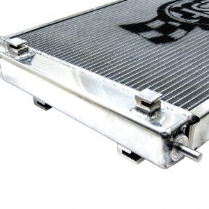 CSF Performance Aluminum 2-Row Radiator for '90-97 Nissan 300ZX 3.0L V6 (NON-TURBO)