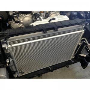 MISHIMOTO Aluminum Performance Radiator for Nissan 370Z, 2009+