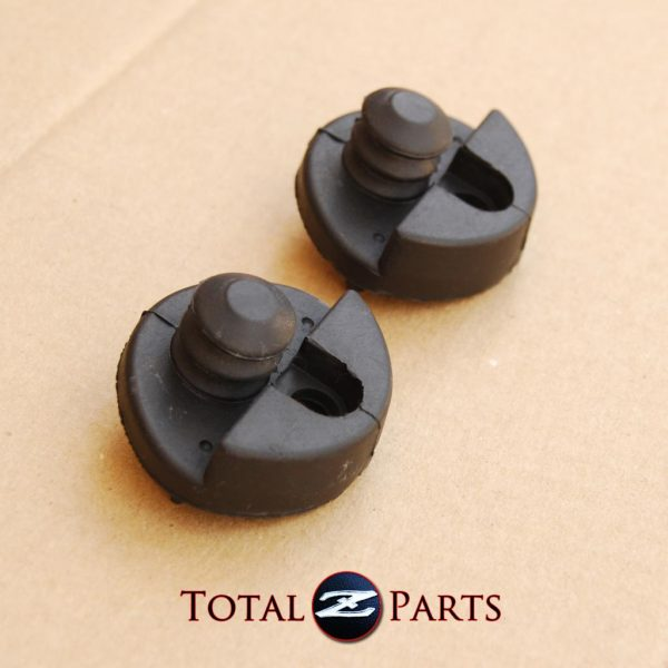 Door Switch Bumpers Covers, for Nissan 300ZX (Z31), 1986-1989 *NOS*