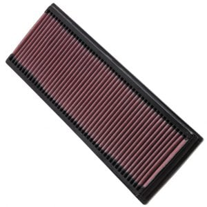 K&N Washable Drop-In Air Filter for Mercedes C/CLK/E/GL/ML/R/S/SL Class