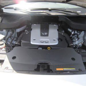 K&N Two Air Intake Filters for Infiniti FX35 FX37 FX50 Q50 M56 Q60 Q70 QX70 M56