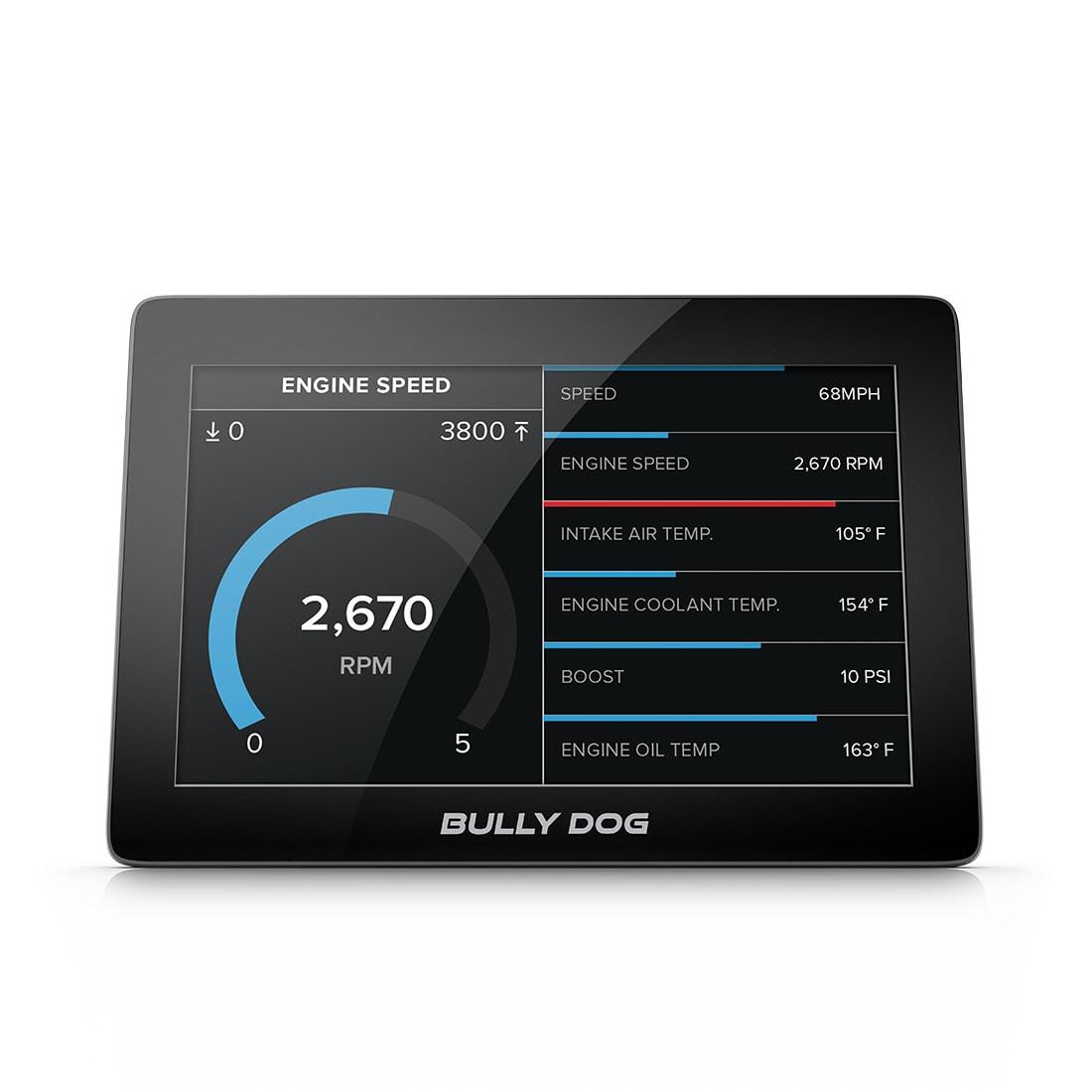 Bully Dog GTX Tuner / Monitor (17-18 F150 Raptor)