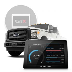 Bully Dog GTX Tuner / Monitor (17-18 F150 Raptor)