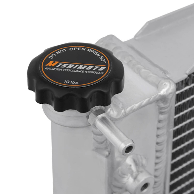 300zx Turbo Power: TotalZParts: MISHIMOTO Aluminum Radiator + Fan Shroud For