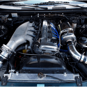 MISHIMOTO Aluminum Radiator for Nissan 240SX+Silvia w/KA Engine (95-98)
