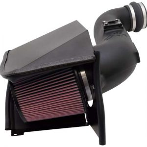 K&N 57-3057 Air Intake for 05-07 SILVERADO & SIERRA, 6.6L V8