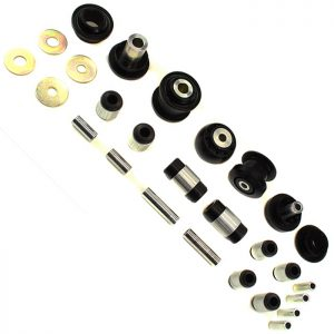 WHITELINE Front & Rear Essentials Bushings Kit for Nissan 350Z + G35 (2003-09)