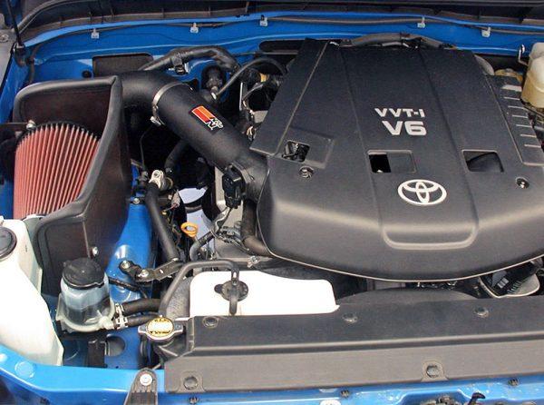 K&N 63-9030 Air Intake for 07-09 Toyota FJ Cruiser