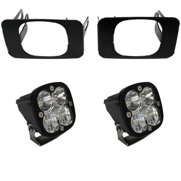 Baja Designs LED Fog Pocket Kit for '15-17 Ford F-150, '17 Super Duty