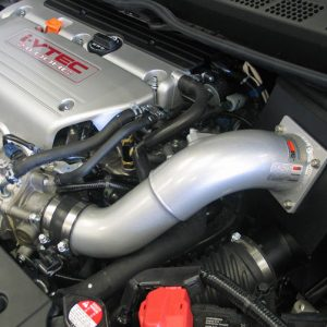 K&N Typhoon Silver Air Intake for 2006-2011 Honda CIVIC SI 2.0L *50 State Legal*