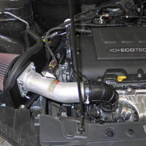 K&N Typhoon Air Intake for 2008-13 Audi A3, 2009-13 Volkswagen GTI, 2.0L Turbo