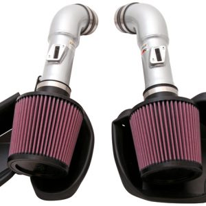 K&N 69-7078TS Dual Air Intake for Nissan 370Z , Infiniti G37