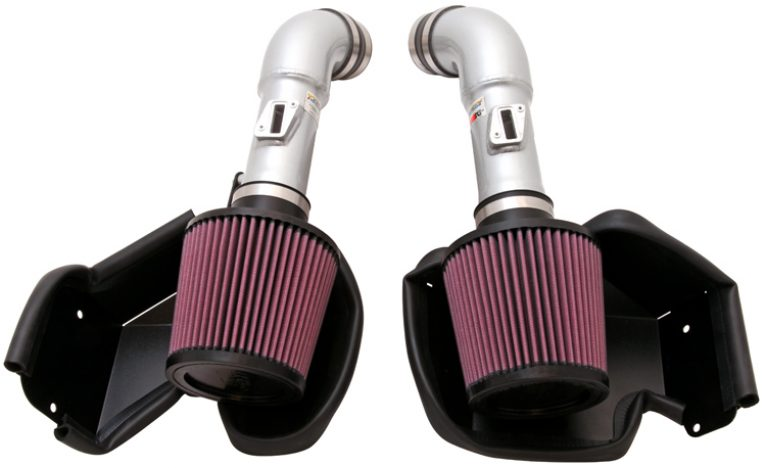 K&N 69-7078TS Dual Air Intake for Nissan 370Z , Infiniti G37