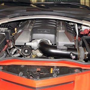K&N Blackhawk Cold Air Intake System, for 10-15 Chevy CAMARO SS (6.2L V8) +18 HP