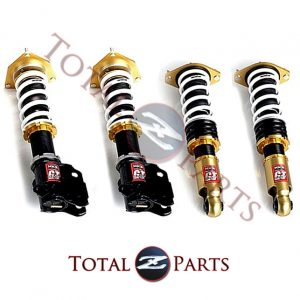 HKS Hipermax Max IV GT Coilovers Set, Front and Rear, for 2009+ Nissan 370Z