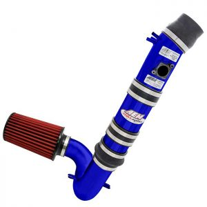 AEM BLUE Performance Cold Air Intake for '04-11 Mazda RX-8, 50 STATE LEGAL
