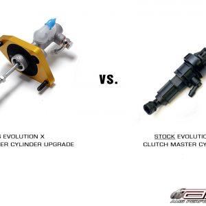 AMS Master Clutch Cylinder Upgrade Kit for 08-15 Lancer EVOLUTION X 10 GSR
