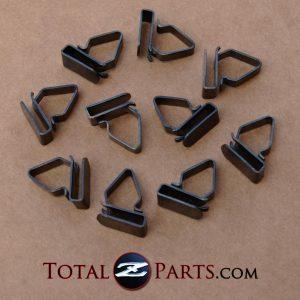 Datsun Door Panel Metal Clips Set 240z, 260z ,510, 520, 521 *NOS*