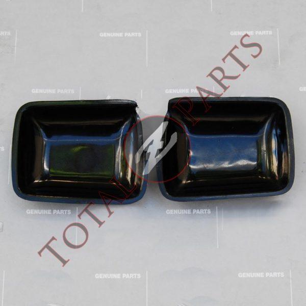 Datsun 240Z 260Z 280Z Door Handle Insert Cups Escutcheons Set *NOS*