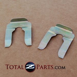Datsun 240z 260z 280z Door Lock Cylinder Retainer Clips Set *NOS*