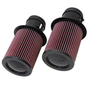 K&N E-0669 High Flow Air Filters for 09-15 Audi R8, Lamborghini GALLARDO, 5.2L