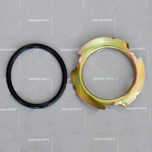 Datsun 240z 260z 280z Fuel Tank Sending Unit Lock Plate & O-Ring Seal *NOS*