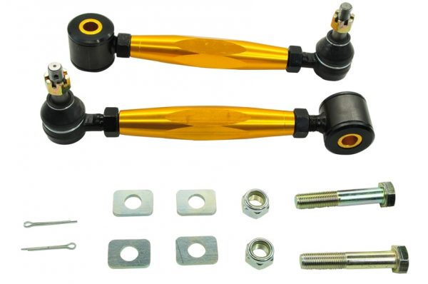 WHITELINE Complete REAR Lower Toe Control Arms Set for 13-17 BRZ, FR-S, GT86
