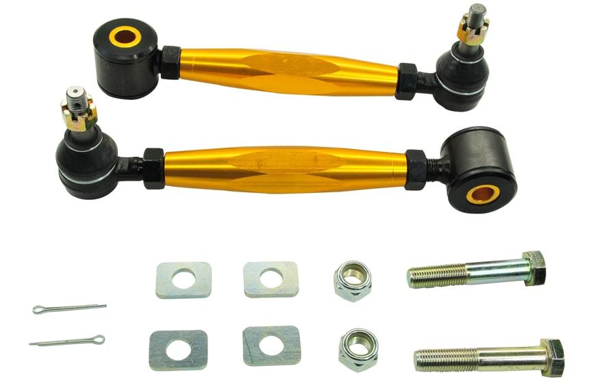 WHITELINE Rear lower camber//toe Control arm FIT SUBARU IMPREZA WRX GC8