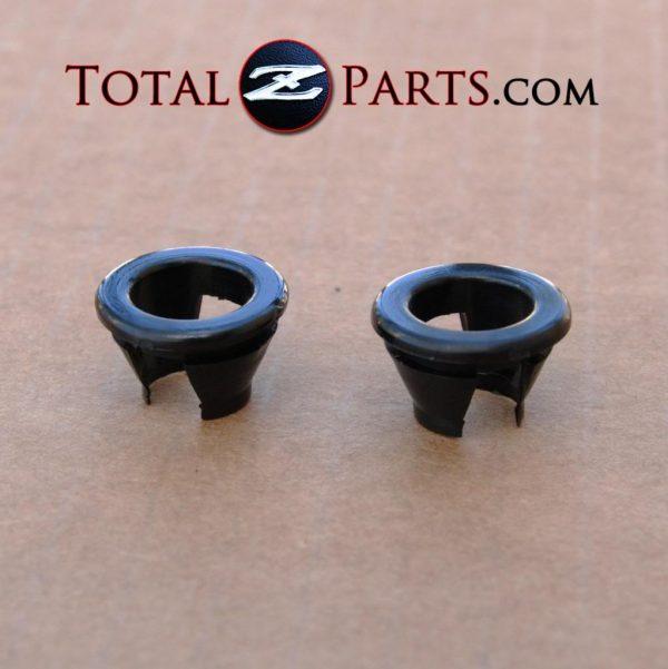 Datsun 240z 260z 280z Door Lock Pull Knob Grommets/Rings *NOS*