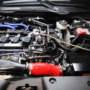 MISHIMOTO Cold Air Intake for 2016+ Honda CIVIC 1.5L Turbo, BLUE, +9HP, +10TQ