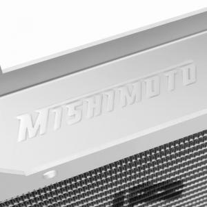 MISHIMOTO Datsun 240Z 260Z Polished Aluminum Performance Radiator, 1970-1975