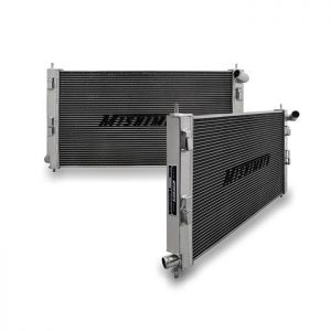 MISHIMOTO 3-Core Aluminum Radiator for 2008+ Mitsubishi Lancer Evolution X / 10