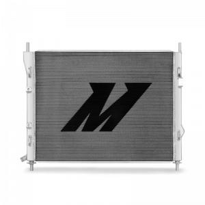 MISHIMOTO Aluminum Radiator for 2015+ Ford MUSTANG GT, GT350 (5.0L V8)