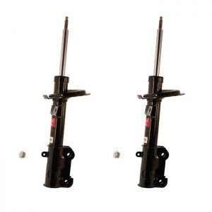 KYB FRONT Gas Strut/Shock Absorbers Pair for 2011-2014 Ford MUSTANG