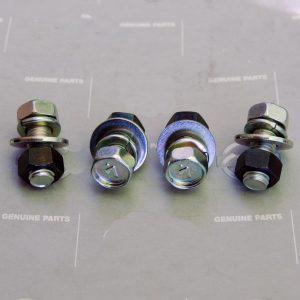 Datsun 240Z 260Z Radiator Bolt/Nuts/Washers Set *NOS*