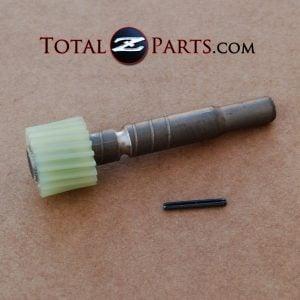 Datsun 240z 260z 280z 280zx Speedometer Pinion Gear 19 Teeth w/Retaining Pin-*NOS*