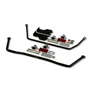 Datsun 240Z Anti-Sway Anti-Roll Bar Set, Front & Rear w/Hardware, 1970-1973